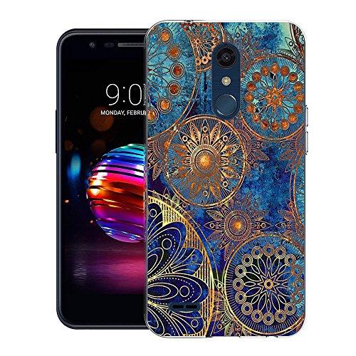 LG K10 2018 Handy Tasche, FoneExpert® Ultra dünn TPU Gel Hülle Silikon Hülle Cover Hüllen Schutzhülle Für LG K10 2018 / LG K30 /LG Premier Pro LTE / K10 Alpha