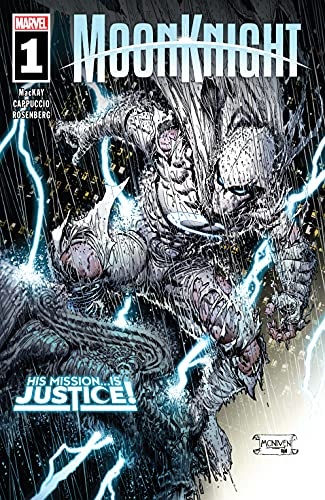 Moon Knight (2021-) #1 (English Edition)