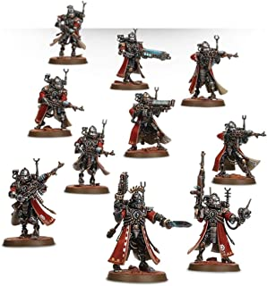 Games Workshop Warhammer 40,000 Adeptus Mechanicus Skitarii