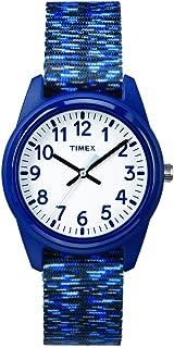 Timex Boys' TW7C12000 Year-Round Analog Quartz Blue Watch