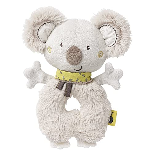grau Australia Fehn 064162 Rasselschuhe Koala