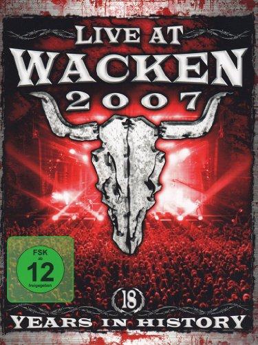 Various Artists - Wacken 2007: Live at Wacken Open Air [2 DVDs]