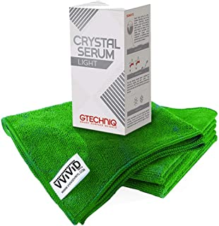 Gtechniq Crystal Serum Light with VVIVID Microfiber Towel Kit (50ml)