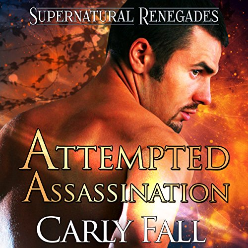 Attempted Assassination audiobook cover art