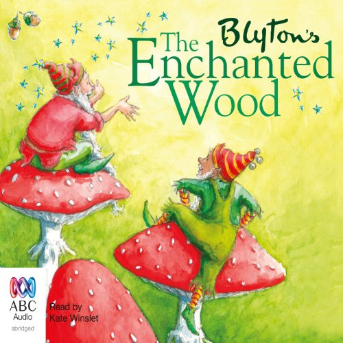 The Enchanted Wood audiobook cover art