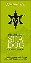Montezuma's - Sea Dog - Dark Chocolate with Lime and Sea Salt - 100g