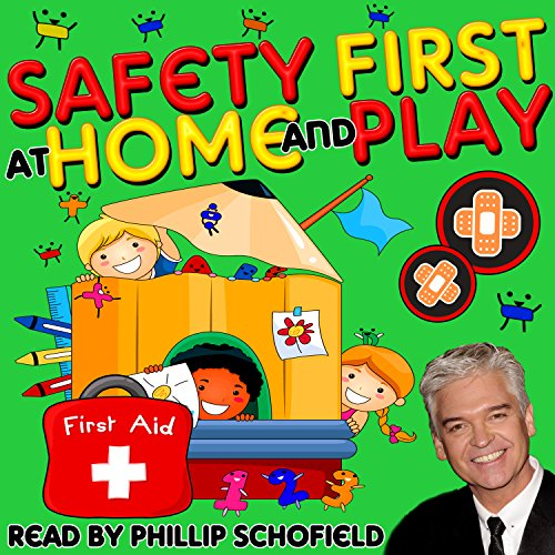 Safety First at Home and Play audiobook cover art