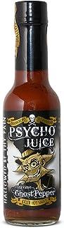 comprar comparacion Psycho Juice extrema Ghost Pepper salsa picante