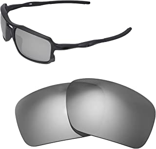 Walleva Replacement Lenses for Oakley Triggerman Sunglasses - Multiple Options Available