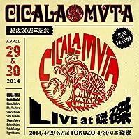 Cicala-Mvta - Cicala-Mvta Kessei 20th Anniversary Live At Takutaku [Japan CD] FJSP-233 by CICALA-MVTA (2014-11-19)