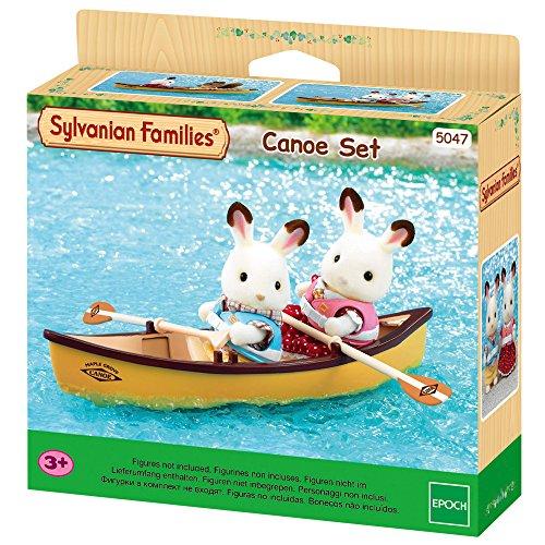 Sylvanian Families 5047 Kanu-Set - Puppenhaus Spielset
