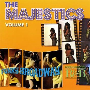 The Majestics, Vol. 1
