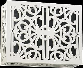 Quorum 7-113-08 Accessory - Door Chime Grille, Studio White Finish
