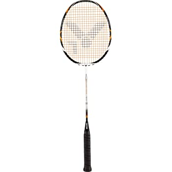 VICTOR 148//7//0 Raquette de Badminton Light Fighter 7000 Bleu//Noir