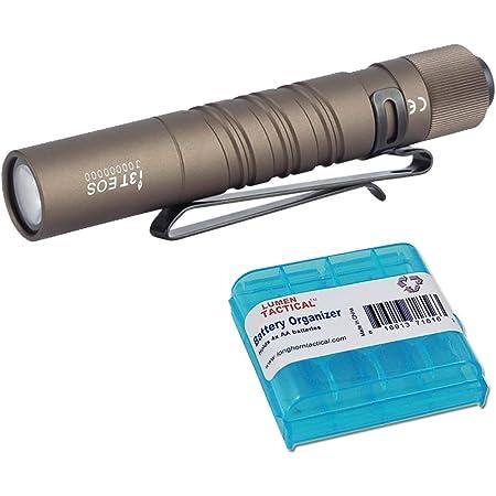 Olight I3T EOS Ti 180 lm EDC portable lampe de poche titanium Limited Edition