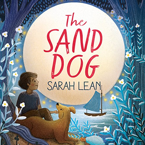 The Sand Dog audiobook cover art