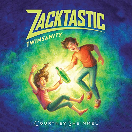 Twinsanity audiobook cover art