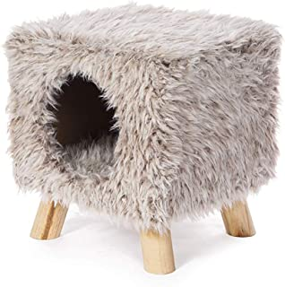 Prevue Pet Products Kitty Power Paws Cozy Cube Furniture