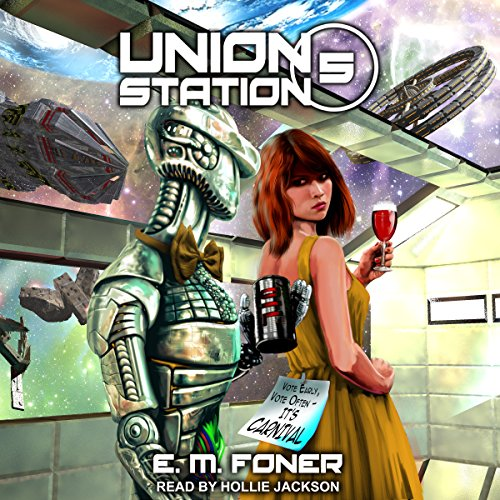 Carnival on Union Station audiobook cover art