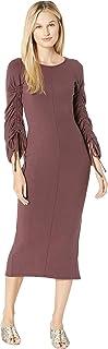 Rachel Pally Womens Luxe Rib Clairissa Dress