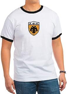 CafePress AEK T Shirt Ringer T-Shirt