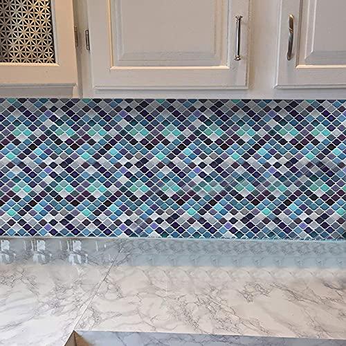 Papel Pintado para Baño Adhesivo para Azulejos Marca Exnemel