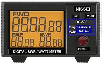 Fumei DG-503 Digital LCD 3.5