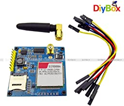FidgetGear Development Board GSM/GPRS Module with STM32 Power Supply Replace SIM900 SIM800A