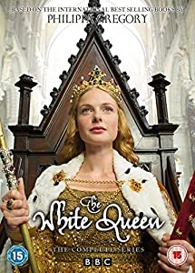 The White Queen [DVD] [2017]