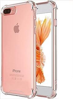 Capa de Celular Anti Impacto Transparente Apple iPhone 7 Plus
