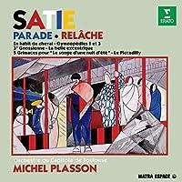 Satie: Relache. Gymnopedies Nos. 1 by Michel Plasson (2015-05-27)