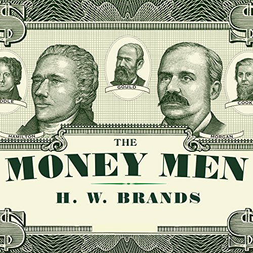 The Money Men audiobook cover art