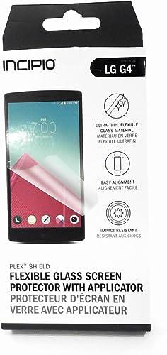 popular Incipio sale LG G4 Plex Shield Flexible new arrival Glass Screen Protector sale