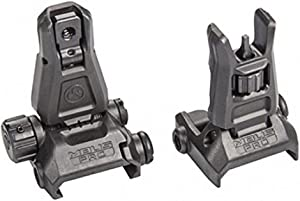 Magpul MBUS PRO Steel Iron Sight Set