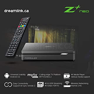 2020 New Formuler Z+ Plus Neo – Budget-Friendly Android Box with Wireless Networking & MYTVOnline 2