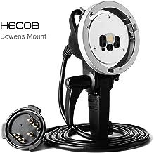 Godox AD-H600B 600W Flash Head Protable Off-Camera Light Lamp for Godox Witstro AD600B AD600BM - Bowens Mount