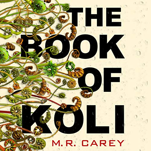 The Book of Koli audiobook cover art