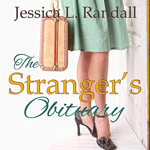 The Stranger's Obituary audiobook cover art