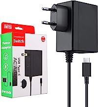 ECHTPower voeding voor Nintendo Switch, PD type C lader TV-modus ondersteunt, reislader oplader voor Nintendo Switch, Swit...