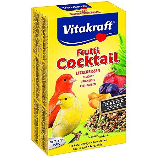 Vitakraft Cocktail de frutas (Canarios) 200 gr.