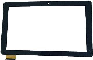 Negro Color EUTOPING ® De Nuevo 10.1 Pulgadas Pantalla tactil Digital La sustitución de para Wolder miTab CALIParaNIA