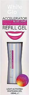 White Glo Accelerator Refill Gel, Whitening Gel Used in Conjunction With White Glo Accelerator, Up to 8 Shades Lighter in ...