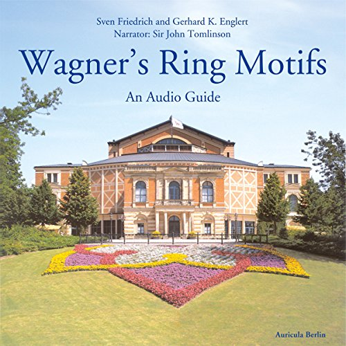 Wagner's Ring Motifs audiobook cover art