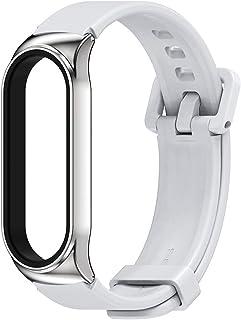 Voor Miband 5 4 3 Silicagel Smart Armband voor MI Band 5 Strap Silicone Creat voor Xiaomi MI3 Opaska Bend 4 Pulseira Polsb...