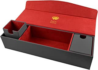 Dex Protection - Deck Box Game Chest Grey