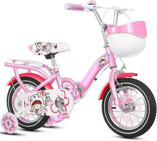 Las ventas en línea ahorran un 70%. YUMEIGE Bicicletas Bicicletas Bicicletas Bicicletas Infantiles, con Rueda de Entrenamiento de Destello de PU Bicicleta para Niños con Timbre de Carro 12 14 16 18 20 Pulgadas Adecuado para 3-12 Niños años de Regalo Disponi  ordene ahora los precios más bajos