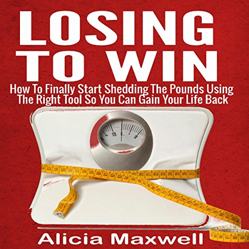 Losing to Win audiobook cover art