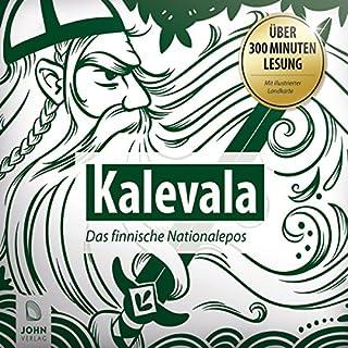 Kalevala     Finnland Sagen und Legenden              Autor:                                                                                                                                 Elias Lönnrot,                                                                                        Christine Giersberg                               Sprecher:                                                                                                                                 Reinhard Kuhnert                      Spieldauer: 4 Std. und 52 Min.     16 Bewertungen     Gesamt 4,6