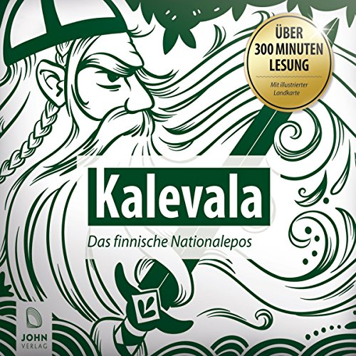 Kalevala audiobook cover art
