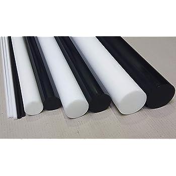 ⌀80mm L=40mm Kunststoff POM-C Rundmaterial Rundstange Ronden Ronde Scheiben ⌀ 30-100mm L= 10-95mm schwarz